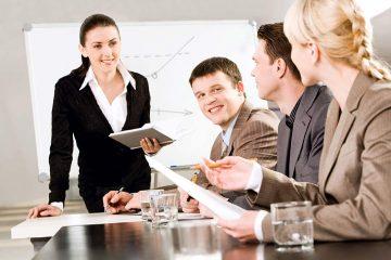 שיפור תקשורת עסקית